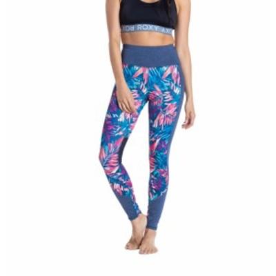 40%OFF セール SALE Roxy ロキシー 水陸両用 速乾 UVカット ハイウエスト レギンス ALL AROUND PANT パンツ ズボン ボトムス