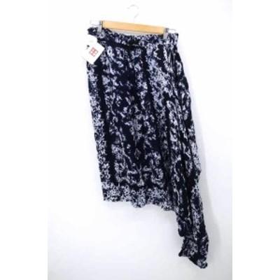 ワイズ Y's フレアスカート サイズJPN:2 レディース 【中古】【ブランド古着バズストア】