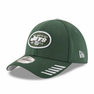 New Era ニュー エラ スポーツ用品  New Era New York Jets Green Tech Grade 39THIRTY Flex Hat