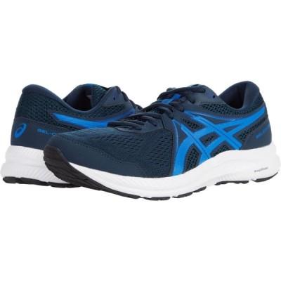 アシックス ASICS メンズ ランニング・ウォーキング シューズ・靴 GEL-Contend 7 French Blue/Electric Blue