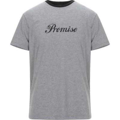 ヌメロ ヴェントゥーノ N21 メンズ Tシャツ トップス t-shirt Grey