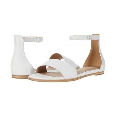Eileen Fisher アイリーンフィッシャー レディース 女性用 シューズ 靴 サンダル Escape - Snow Leather