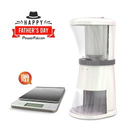 PureFresh X PowerFalcon 醇鮮電動咖啡磨豆機(第三代) ★8/8前買就送精緻電子秤