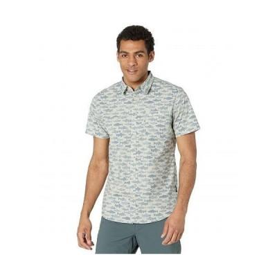 Flylow メンズ 男性用 ファッション ボタンシャツ Wild Child Shirt - Bamboo