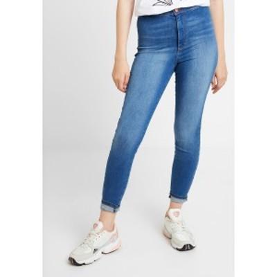 ミスセルフフリッジ レディース デニムパンツ ボトムス STEFFI - Jeans Skinny Fit - blue denim blue denim