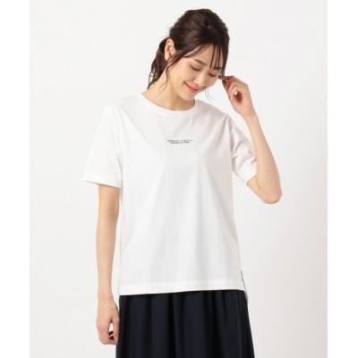 【エニィスィス/any SiS】 ミニロゴ Tシャツ