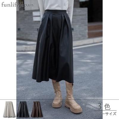 スカート 婦人服 新作入荷 ゆとり 音楽会 高級 ジャンパースカート パニエ 30代 40代 50代