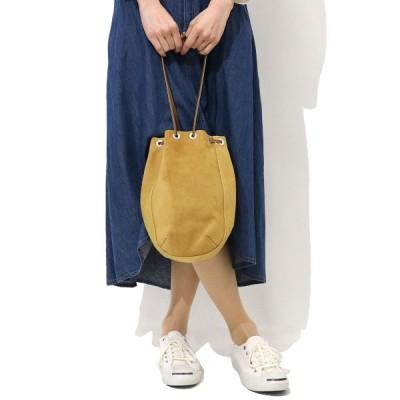 ホーボーhobo Cow Leather Drawstring Bag ショルダーバッグ HB-BG2710 オリーブ/046