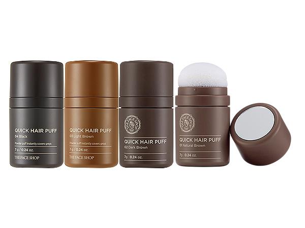 韓國 THE FACE SHOP~自然遮色氣墊髮粉(7g) 款式可選【D526930】