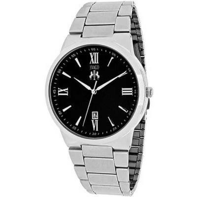 腕時計 ジバゴ Jivago メンズ JV3511 'Clarity' ステンレス スチール 腕時計