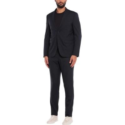 ドメニコ タリエンテ DOMENICO TAGLIENTE メンズ スーツ・ジャケット アウター Suit Dark blue
