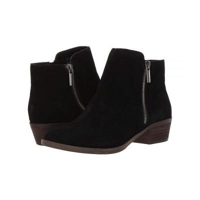 kensie ケンジー レディース 女性用 シューズ 靴 ブーツ アンクルブーツ ショート Ghita - Black