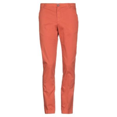 トゥルーニューヨーク TRUE NYC® パンツ 赤茶色 30 コットン 96% / ポリウレタン 4% パンツ