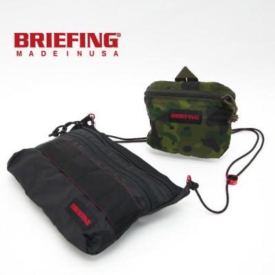 BRIEFING ブリーフィング サコッシュ S SL パッカブル(BRM182201)(2019FW)