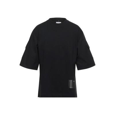 オーエーエムシー OAMC T シャツ ブラック S コットン 100% / ポリウレタン T シャツ