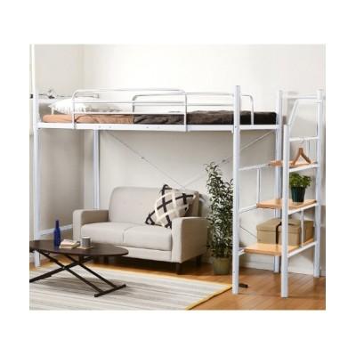 階段付きロフトベッド ロフトベッド・2段ベッド, Beds(ニッセン、nissen)