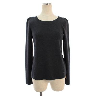 フォクシーブティック ニット セーター 31882 Sweater ワンポイント 長袖 38