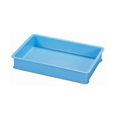 サンコー  PP カラー番重 B型 ブルー(B型)<ブルー>