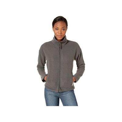 customerAuth Sibley Fleece Full Zip Jacket レディース コート アウター TNF Dark Grey Heather