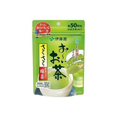 伊藤園 お〜いお茶 抹茶入りさらさら緑茶 40g×30袋入