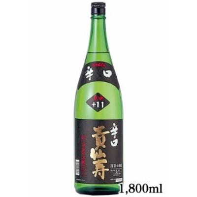 【豊澤酒造・奈良地酒】豊祝 貴仙寿 本醸造 辛口 1.8L瓶 1本