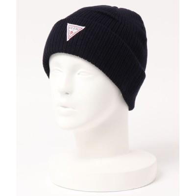 THE PLATINUM SELECT / 【GUESS】 ゲス ニット帽 AI4A8858DS WOMEN 帽子 > ニットキャップ/ビーニー