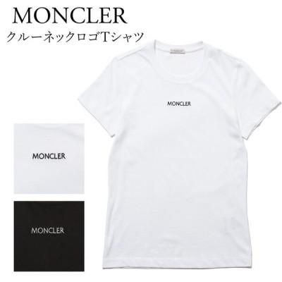 モンクレール レディース Tシャツ ミニロゴ MONCLER 8C7A6 10 829FB 選べるカラー 【cll】