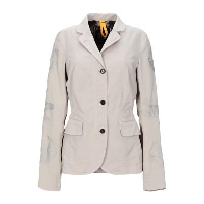 BLONDE No.8 テーラードジャケット ベージュ 36 コットン 98% / ポリウレタン 2% テーラードジャケット