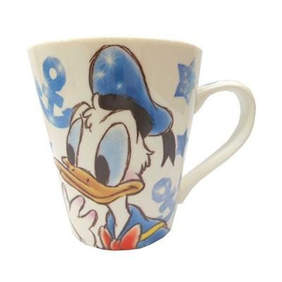 ティーズファクトリー マグカップ ディズニー ファジー柄 ドナルド DN-5518844DO