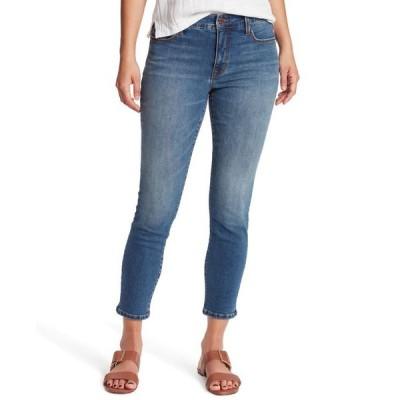 サンクチュアリー レディース デニムパンツ ボトムス Social Standard Skinny Crop Jeans