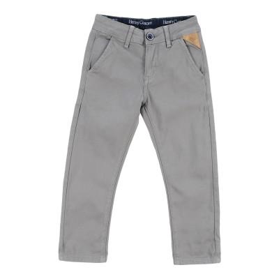 ヘンリー コットンズ HENRY COTTON'S パンツ 鉛色 6 コットン 98% / ポリウレタン 2% パンツ