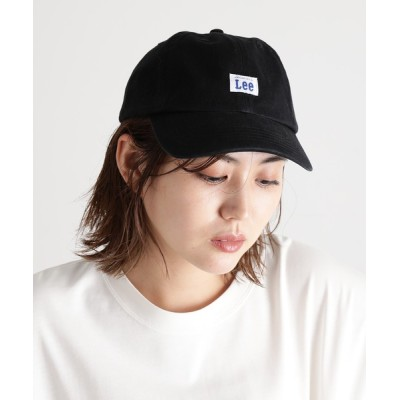 ViS / 【Lee】 COTTON TWILL LOW CAP WOMEN 帽子 > キャップ