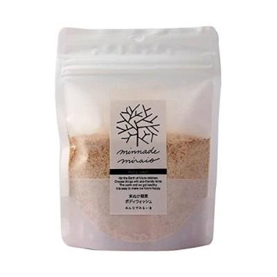 みんなでみらいを-100-無添加-米ぬか酵素ボディウォッシュ-130g