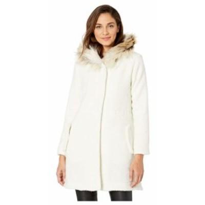 BB Dakota ビービーダコタ 服 スウェット Coat On Faux Fur Trim Coat
