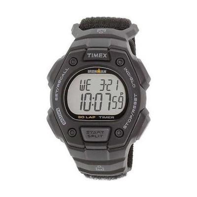 腕時計 タイメックス Timex メンズ Ironman TW5K90800 ブラック Cloth クォーツ 腕時計