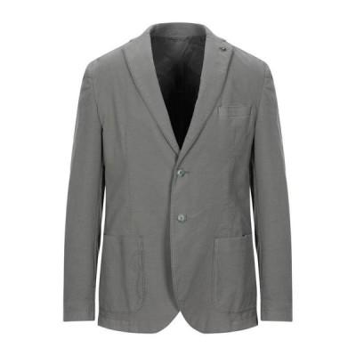MANUEL RITZ マニュエルリッツ テーラードジャケット ファッション  メンズファッション  ジャケット  テーラード、ブレザー ミリタリーグリーン