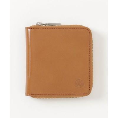 BAG MANIA / Dubeige(ドゥベージュ)PASSO(パッソ)  コンパクト ラウンド財布 MEN 財布/小物 > 財布