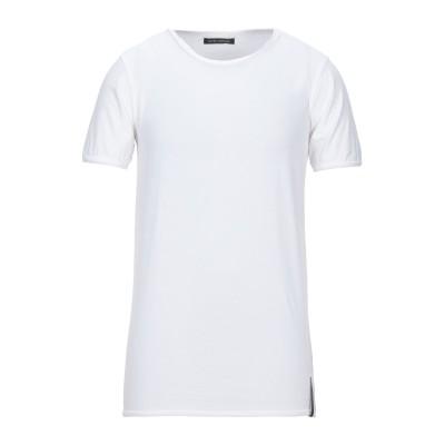 NEVER ENOUGH T シャツ ホワイト S コットン 100% T シャツ