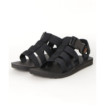 サンダル TEVA ORIGINAL DORADO (BLACK)