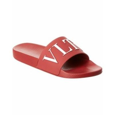 Valentino ヴァレンティノ ファッション サンダル Valentino Vtln Slide Sandal