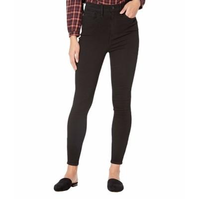 メイドウェル デニムパンツ ボトムス レディース Roadtripper Jeans in Black Frost with Ankle Zip Black Frost
