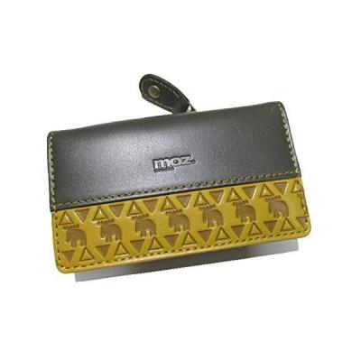 moz モズ ブランド 財布 キーケース 多機能 牛革 レザー かわいいエルクライン プレゼントにも最適 The Little