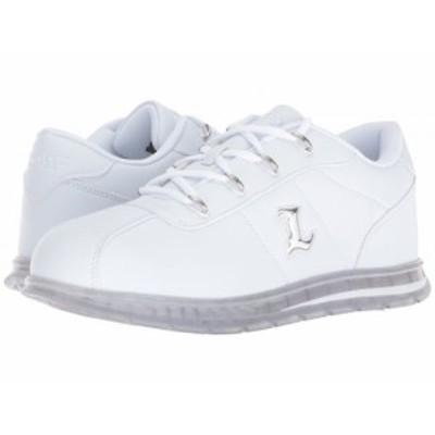 Lugz ラグズ メンズ 男性用 シューズ 靴 スニーカー 運動靴 Zrocs Ice White/Clear【送料無料】