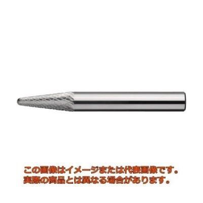 MRA 超硬バー Cシリーズ 形状:テーパー先丸(クロスカット) 刃長16mm CB7C101