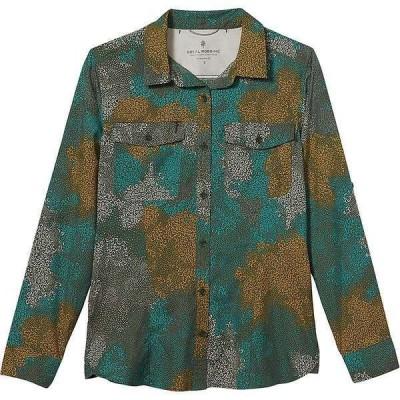 ロイヤルロビンズ レディース シャツ トップス Royal Robbins Women's Expedition Print LS Shirt