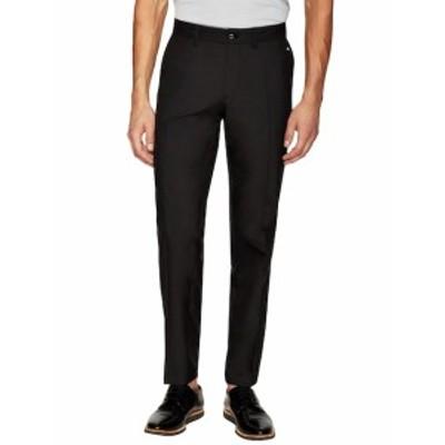 J. リンデベルクゴルフ メンズ パンツ Ellott Micro Stretch Regular Fit Trousers