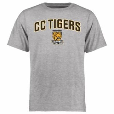 Fanatics Branded ファナティクス ブランド スポーツ用品  Colorado College Tigers Ash Proud Mascot T-Shirt