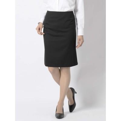 【就活おすすめNo.2】ウール100%ストレッチタイトスカート セットアップ着用可