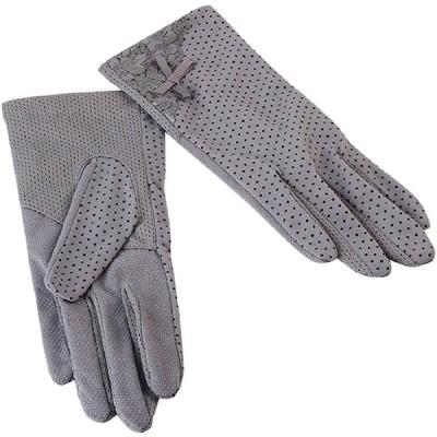 (ピーキー)Peigee紫外線をしっかりガード!!清涼メッシュ UVカット 日焼け止め手袋 UVカット 手袋 ショート グローブ 薄手 メッシュ 清涼