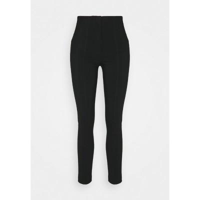 ソヤコンセプト カジュアルパンツ レディース ボトムス Trousers - black